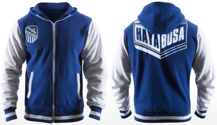 hayabusa-champion-hoodie-blue