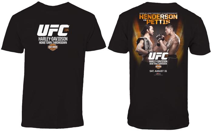 ufc-164-event-shirt