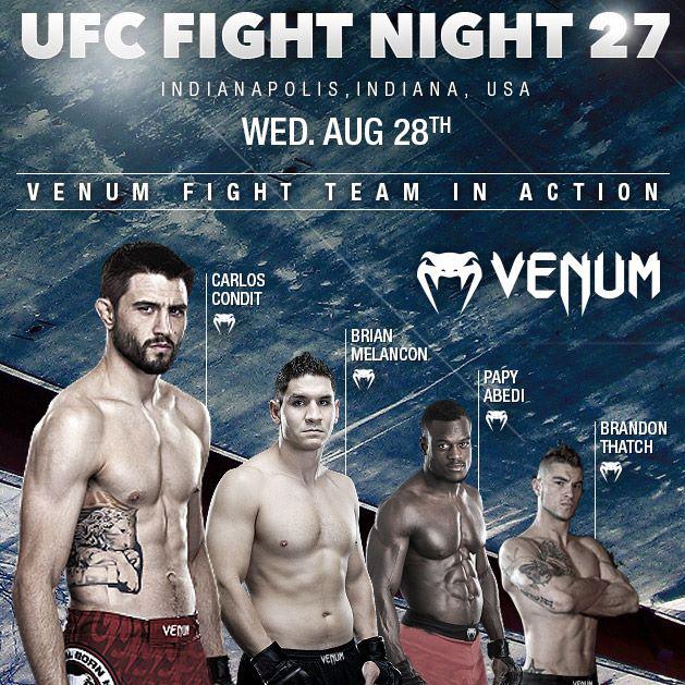 venum-ufc-fight-night-27-clothing