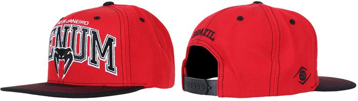 venum-varsity-hat-red
