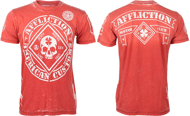 affliction-feeling-lucky-shirt