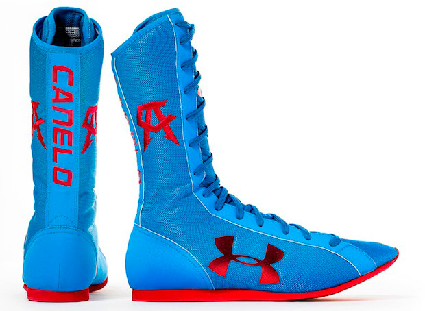Canelo boxing shoes