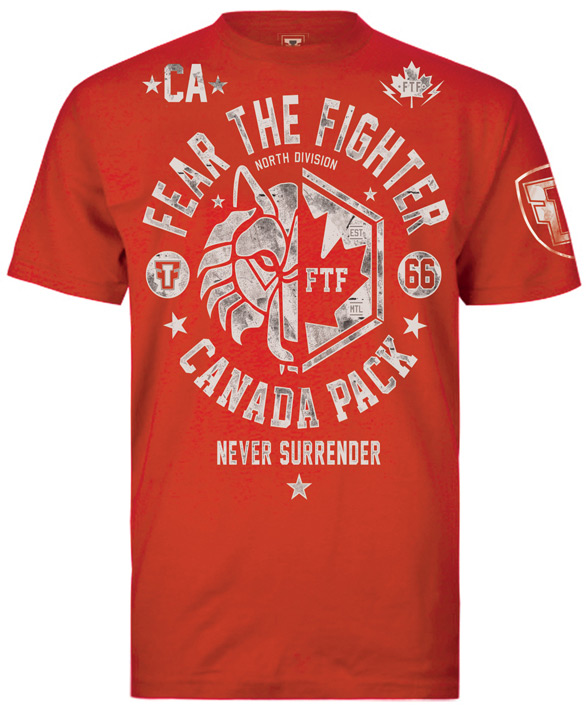 fear-the-fighter-world-blood-line-canada-shirt