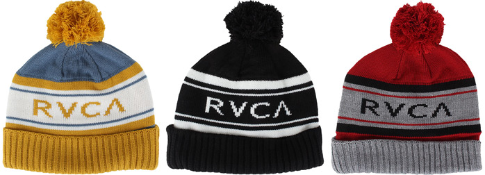 rvca-game-day-beanie