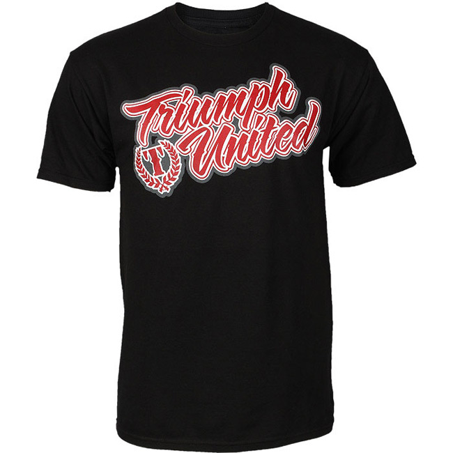 triumph-united-script-shirt-black