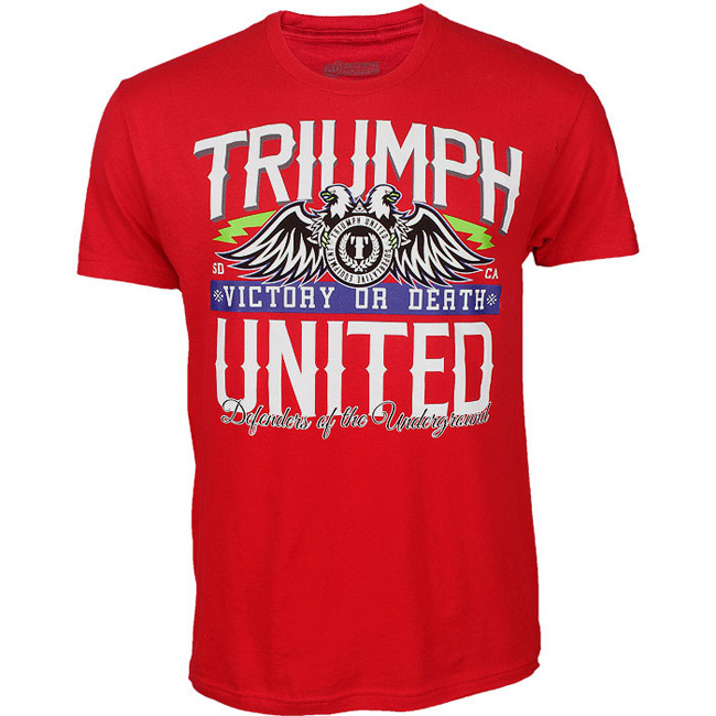 triumph-united-victory-or-death-shirt-red