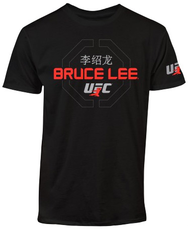 ufc-bruce-lee-little-dragon-shirt