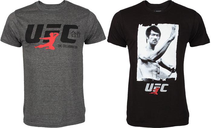 ufc-bruce-lee-t-shirts