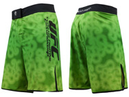 ufc-electric-2-green-training-shorts