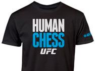 ufc-human-chess-t-shirt