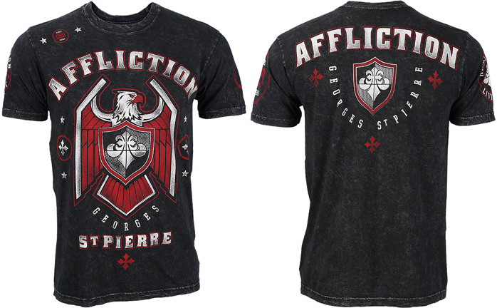 Affliction Gsp Authority Tee – Wonderful Image Gallery