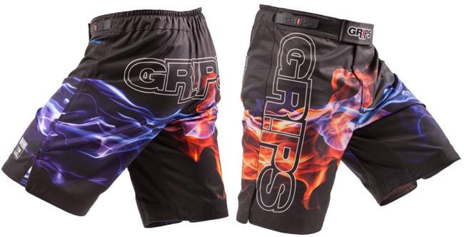 grips-jarama-flame-fight-shorts