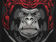 triumph-bushido-gorilla-shirt