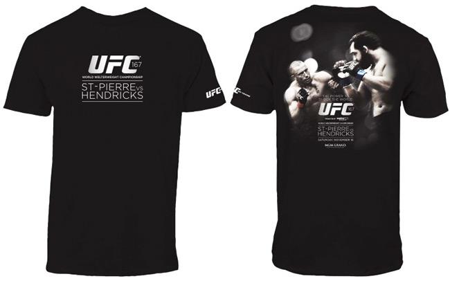 ufc-167-event-t-shirt
