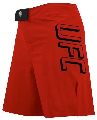 ufc-submission-training-shorts-red