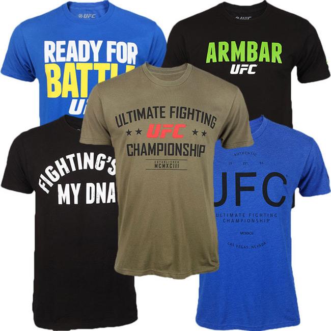 ufc-t-shirt-bundle