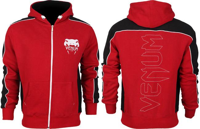 venum-elite-hoodie-red