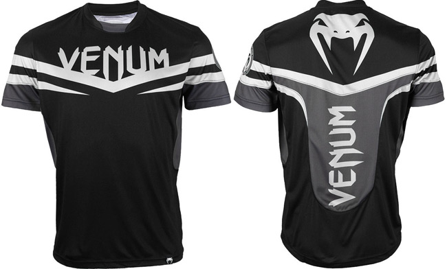 venum-sharp-dry-tech-shirt-black