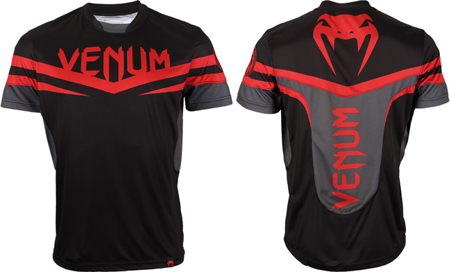 venum-sharp-dry-tech-shirt-red-devil