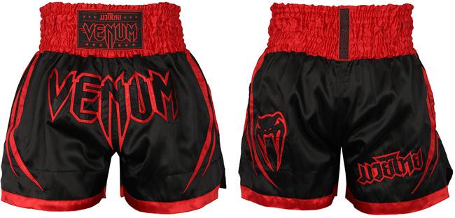 venum-thai-korat-muay-thai-shorts-red-devil