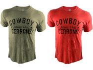 cowboy-cerrone-muay-thai-shirt