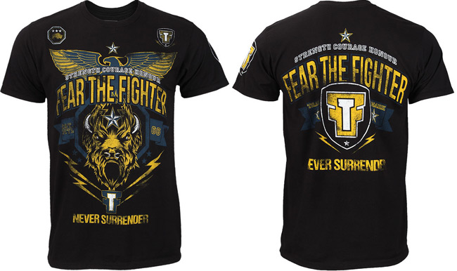 fear-the-fighter-roy-nelson-shirt