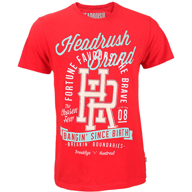 headrush-bangin-since-birth-shirt-red