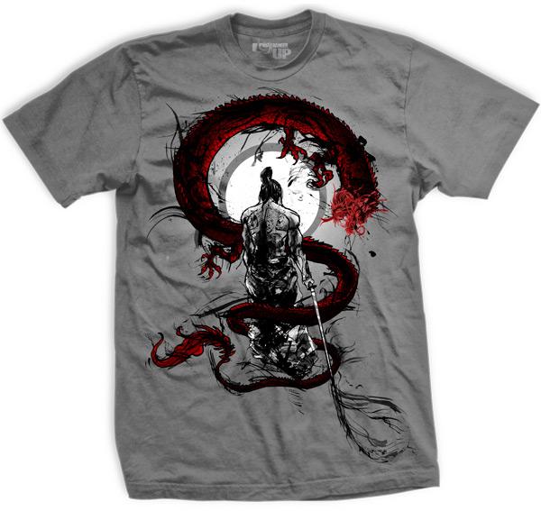 ranger-up-samurai-bother-no-one-shirt-1