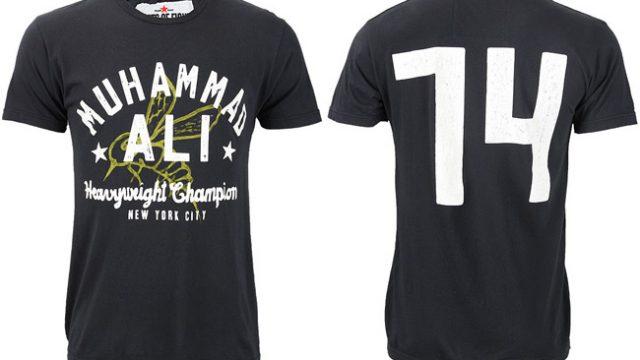 Roots Muhammad '74 Ali Fight Shirt Of qxqnO8RC