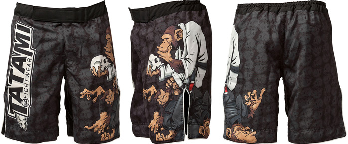 tatami-thinker-monkey-fight-shorts