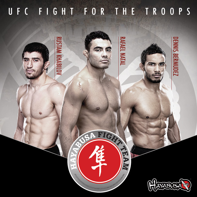 team-hayabusa-ufc-fight-for-the-troops