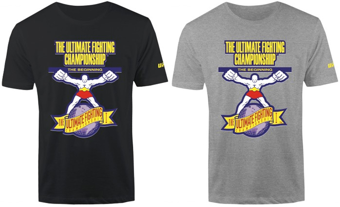 ufc-beginning-logo-shirt