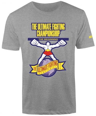 ufc-the-beginning-logo-shirt-grey