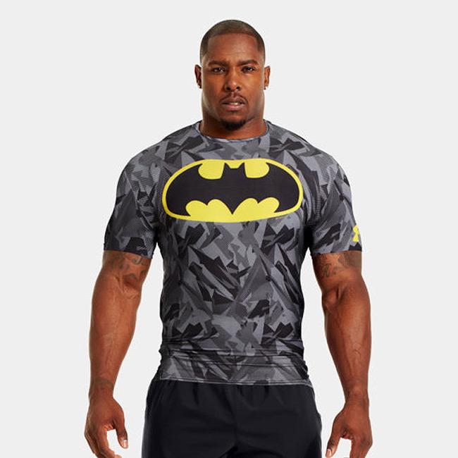 Under Armour Alter Ego Superhero Compression Shirts