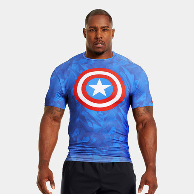 under-armour-captain-america-shirt