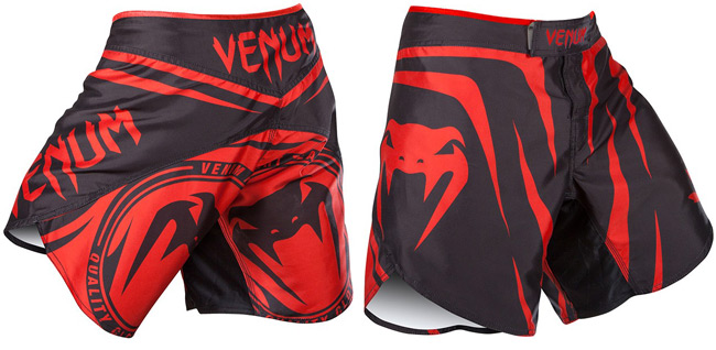 venu-sharp-red-devil-shorts