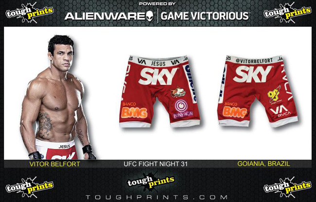 vitor-belfort-ufc-fight-night-fight-shorts