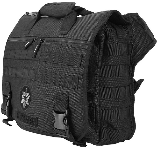 a1de9f57f0f6 Datsusara Covert Emissary Bag – FighterXFashion.com
