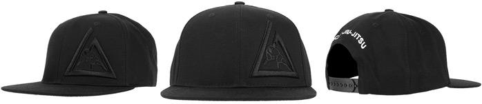 gracie-jiu-jitsu-3d-hat