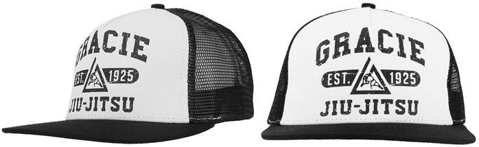 gracie-jiu-jitsu-black-trucker-hat