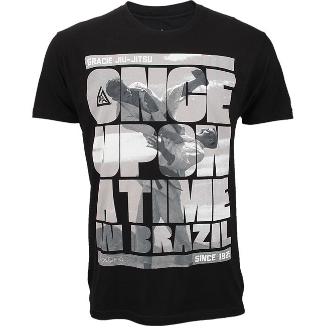 gracie-jiu-jitsu-once-upon-a-time-shirt