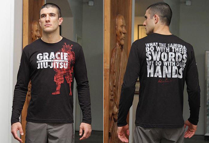 gracie-swordless-samurai-shirt