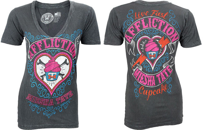 Tate Shirt Tate Ufc 168 Walkout Shirt