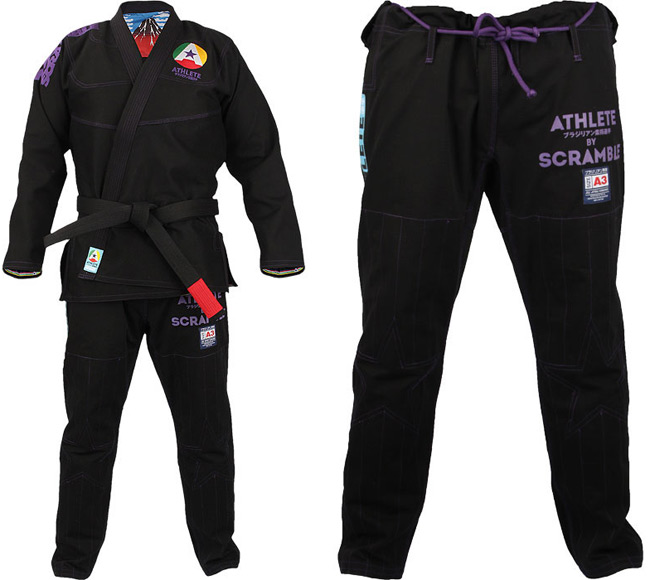 scramble-athlete-gi-black-edition