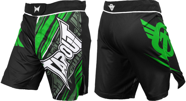 tapout-performance-fight-shorts-green