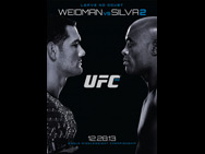 ufc-168-collectible-event-program