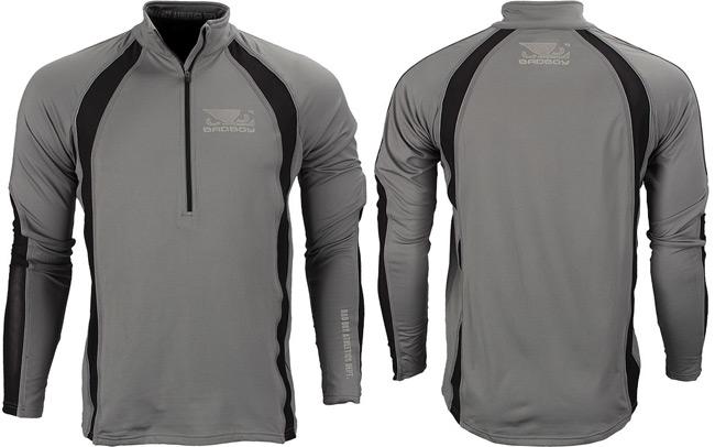 bad-boy-thermal-half-zip-shirt-grey