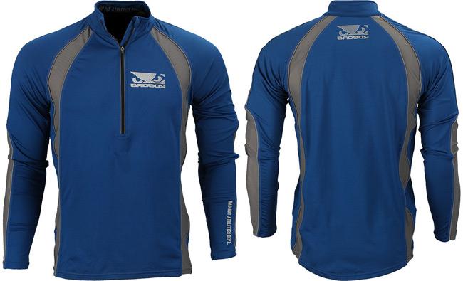 bad-boyt-thermal-half-zip-shirt-blue