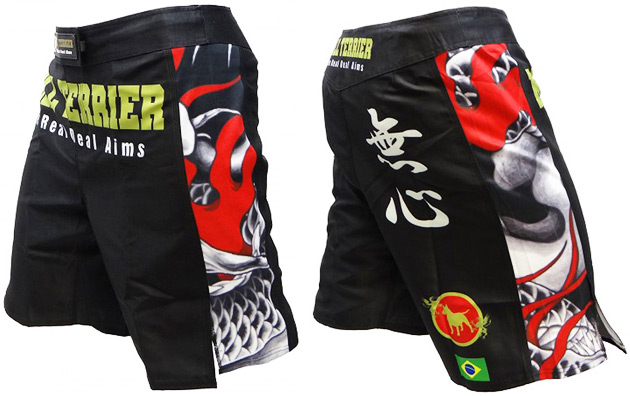 bull-terrier-mushin-fight-shorts-black