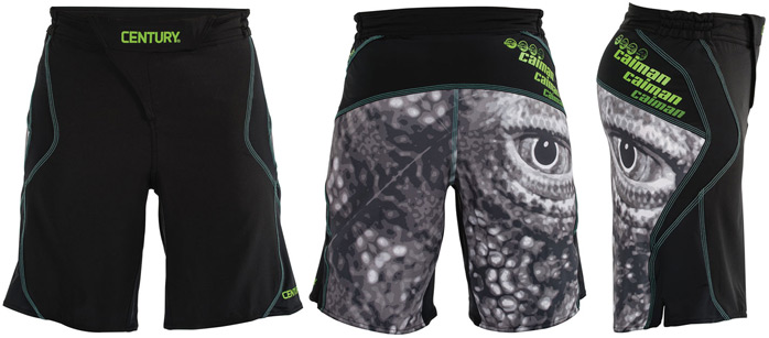 century-caiman-fight-shorts